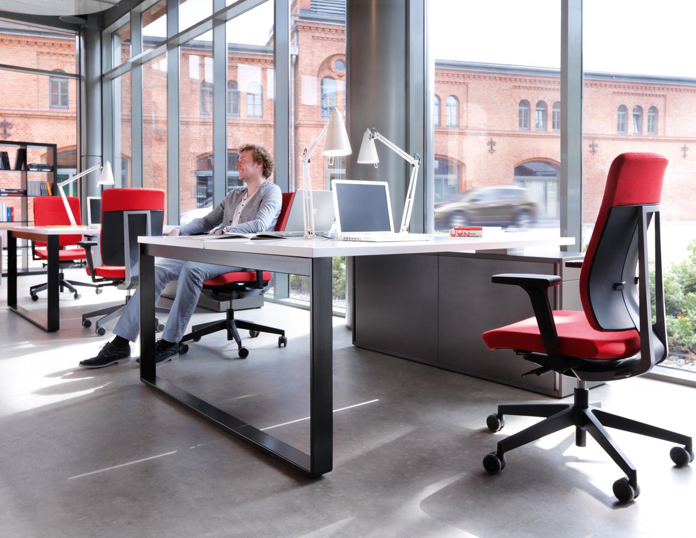 Krzesła pracownicze